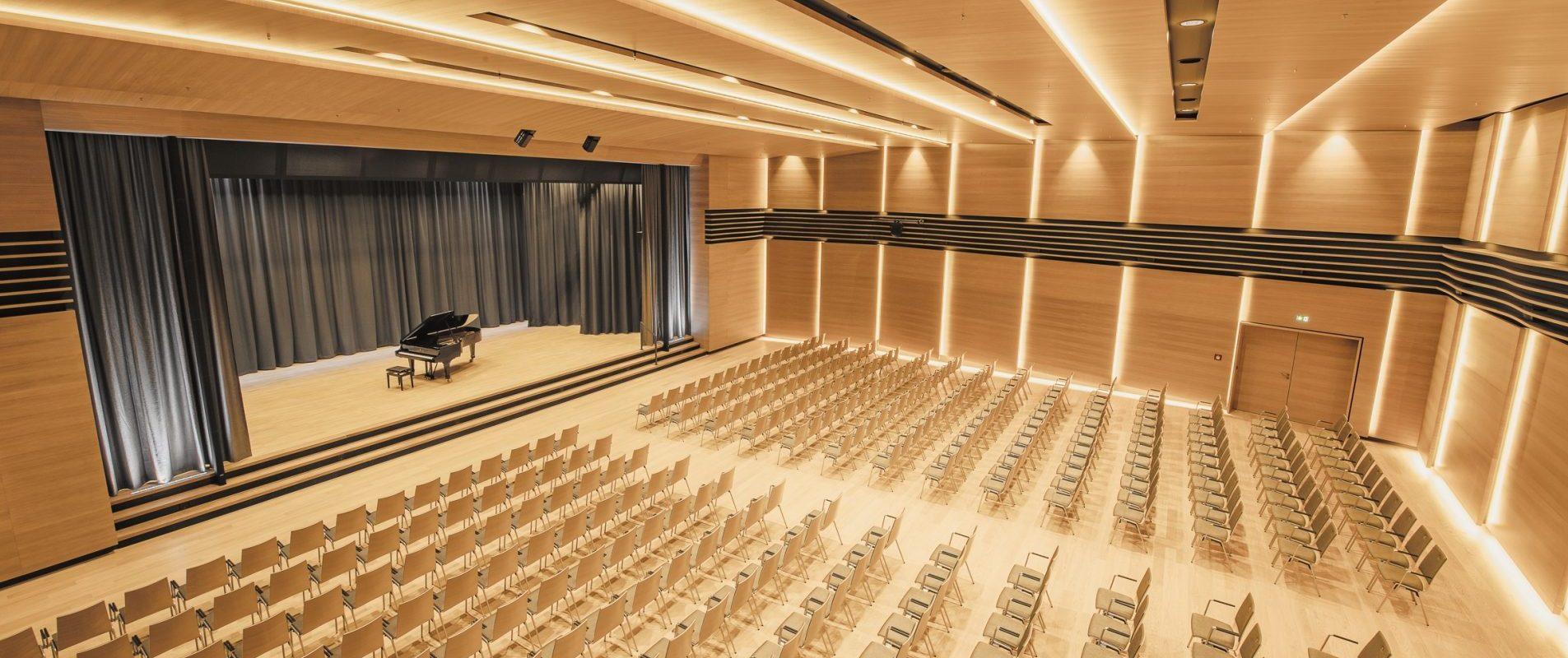 Konzertsaal - Wohnstift am Tiergarten