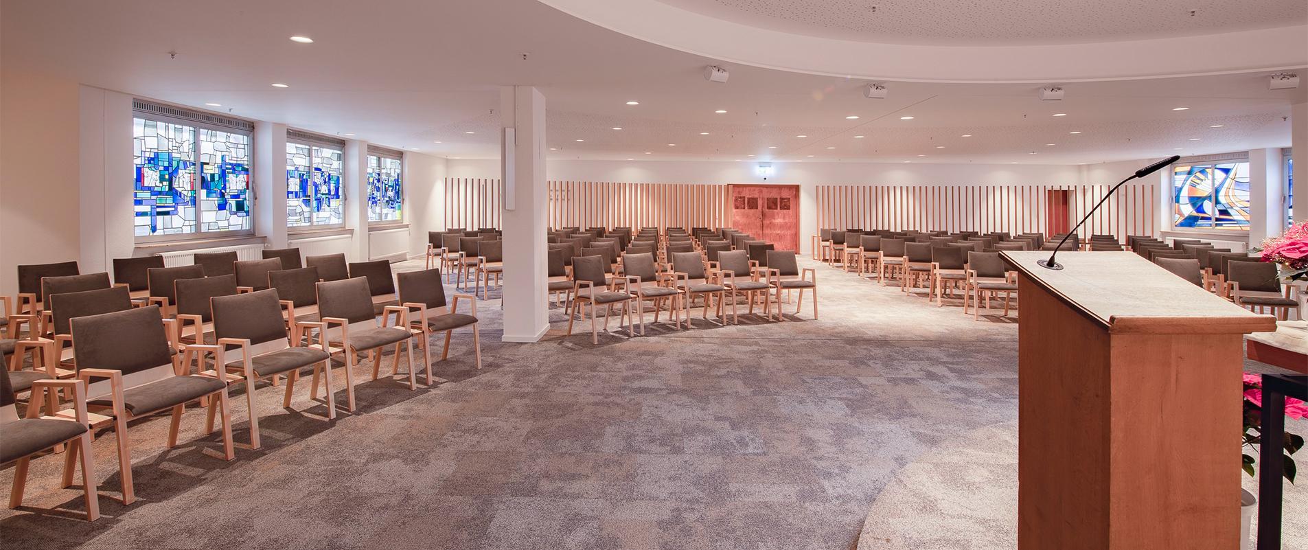 Kapelle - Wohnstift am Tiergarten